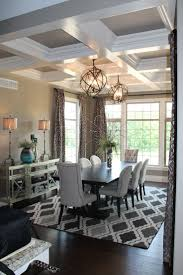 Transitional Dining Room Furniture Clark Rs Natasha Eustache Garner Gray Transitional Dining Room
