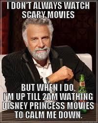 haha yes | Funny things! | Pinterest | Scary Movies, Disney ... via Relatably.com