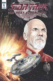 <b>Star Trek</b>: The Next Generation: Mirror Broken #1 (2nd <b>printing</b> ...