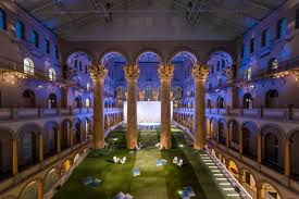 <b>Lawn</b> - National Building Museum
