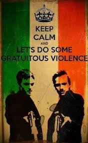 There was a firefight on Pinterest | The Boondock Saints, Saint ... via Relatably.com