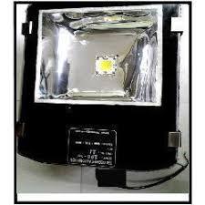 <b>100W</b> LED COB Frosted Flood <b>Light</b> - <b>360 Degree</b> Automation ...