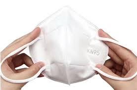 <b>KN95 Face Mask</b> - Protective <b>Respirator Masks</b> (10 Pack) | 18650 ...