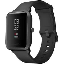 Купить <b>Умные часы Xiaomi Amazfit</b> Bip Black, Smart Watch в ...