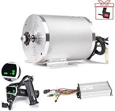 Electric Brushless DC Motor Complete Kit, 48V ... - Amazon.com