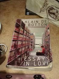 images about alain de button on pinterest  seville ted  alain de bottons essay in love   love books that show somw wear