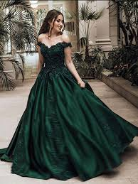<b>Dark Green</b> Evening Dresses <b>2019</b> - VeroElla