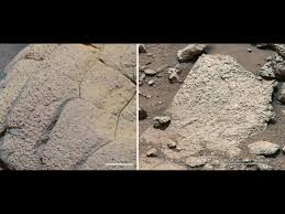 NASA Rover Finds Conditions Once Suited for Ancient Life on Mars