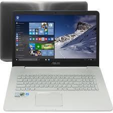 <b>Ноутбук ASUS</b> VivoBook Pro <b>N752VX</b>-<b>GC218T</b> — купить, цена и ...