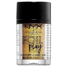 Тени <b>NYX Professional Makeup Кремовые</b> пигменты. FOIL PLAY ...