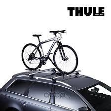 THULE 591 <b>Вертикальное велосипедное крепление Thule</b> ProRide