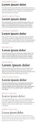 font combinations that work together well website design west font combinations that work