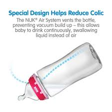 NUK <b>Perfect Fit</b> Baby <b>Bottle</b>, Girl, 10 Ounce (Pack of 3) - Buy Online ...