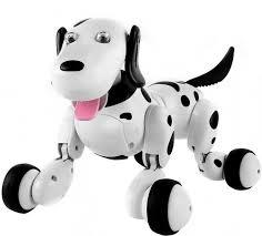 <b>Радиоуправляемая робот</b>-собака <b>HappyCow</b> Smart Dog 2.4G ...