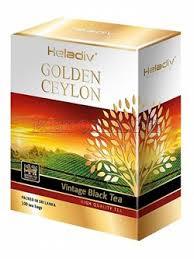 Купить <b>Чай черный HELADIV</b> GOLDEN CEYLON Vintage Black ...