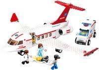 Sluban Medical Air Ambulance M38-B0370 – купить <b>конструктор</b> ...