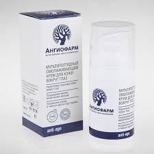 Ангиофарм - <b>Мультипептидный омолаживающий крем для</b> кожи ...