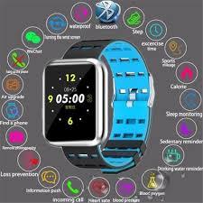 D99+ Large Screen <b>Elderly Smart Watch Anti</b>-<b>lost</b> GPS Wifi Tracking ...