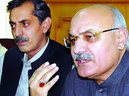 The son of Khyber Pakhtunkhwa Information Minister Mian Iftikhar Hussain was killed by unidentified gunmen near Nowshera. - mian_iftikhar_PC-copy1-640x480