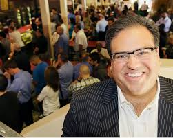 Gregory Rodriguez is the Publisher & Executive Director of Zócalo Public Square, a non-profit that blends live events and daily humanities journalism. - gregory-rodriguez