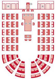 House Of Representatives Chamber Diagram  The House Of    Senate Chamber Seating Plan