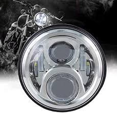 Automotive Parts & Accessories <b>Black</b> 7 Inch <b>LED</b> Projector Motor ...