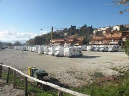 Risultati immagini per foto area camper montecastrilli