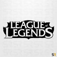 Image of League of <b>Legends Decal</b>, League of Legends Logo Decal ...