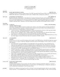 Hbs Resume Format It Resume Cover Letter Sample