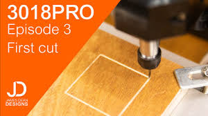 <b>3018 PRO</b> - Making your first cut - YouTube