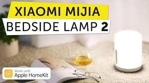 Xiaomi Mijia <b>Bedside Lamp</b> 2 - Ночник с поддержкой Apple Homekit