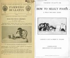 A Brief History of USDA Food Guides | ChooseMyPlate