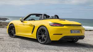 Porsche Says We Should <b>Thank China</b> For The 718 Boxster, Cayman