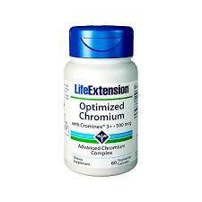 <b>Optimized Chromium with Crominex</b>® 3+ | Life Extension | Only ...