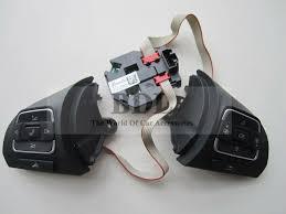 <b>OEM</b> VW Golf MK6 Tiguan <b>Passat B7 CC</b> Multifunction Steering ...