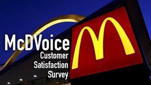 McDVoice Survey – McDonald's Customer Satisfaction Survey ...