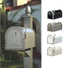 Image result for Architectural Mailbox Post