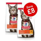 <b>Hills Science Plan</b> Dry <b>Cat</b> Food | Great deals at zooplus!