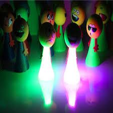New Eva Promotional <b>Jumping Elf</b> Pressure Release Flashing <b>Toys</b> ...