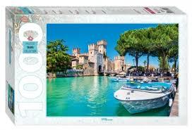 <b>Пазл</b> STEPpuzzle Озеро Гарда 1000эл: характеристики, купить в ...