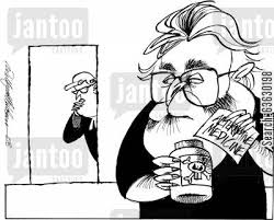 Image result for Radovan Karadzic CARTOON