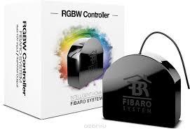 Купить Fibaro RGBW CONTROLLER FGRGBWM-441, Black ...
