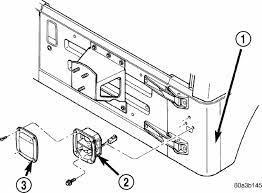 jeep wrangler i get to wiring harness to disconnect tail light remove the tail lamp housing from the body