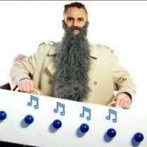 Mäta med skägg-musikvideos   Barnkanalen