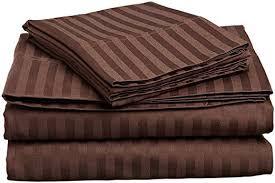 NJSR 600 Thread Count 100 Percent Egyption Cotton King Sleeper ...