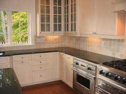 countertops popular options today: creative kitchen cabinet ideas with excellent black countertops