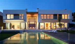 Amazing Custom Contemporary Home Plans   Schooldesign  comAmazing  House Contemporay Design   Mediterranean Panoramic View