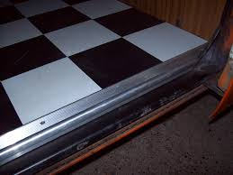 floor tile edging ideas