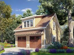 The House Plan Shop Blog » Flexible Carriage House Plans that    Carriage House Plan G