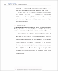 editing essays chapter the basic sentence editing com this is the end of the preview sign up to access the rest of the document unformatted text preview editing essays